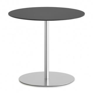 Lapalma Brio Gartentisch Ø 70 cm rund / 3 verschiedene Tisch-Höhen zur Auswahl