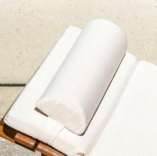 Varaschin Barcode Kopfkissen für Sonnenliege 209 cm
