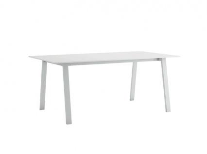 Timeless Gartentisch • Alu/Decton® Esstisch 180 × 100 cm von GANDIA BLASCO
