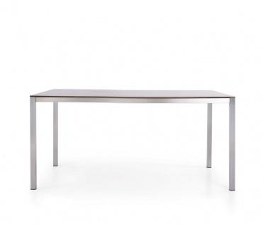 Todus Puro Esstisch 160 × 100 cm, HPL oder Keramikplatte