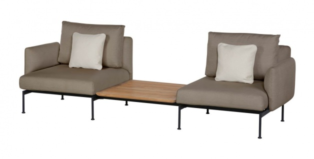 Barlow Tyrie Layout Lounge Companion Set • Loungemodule - Vorschau 3