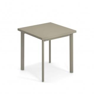 Emu Star Gartentisch • Outdoor Esstisch 70 cm • Stahl, beschichtet