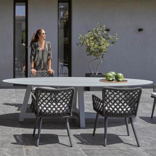 Sifas Riviera Gartentisch oval 170 x 110 cm - Vorschau 2
