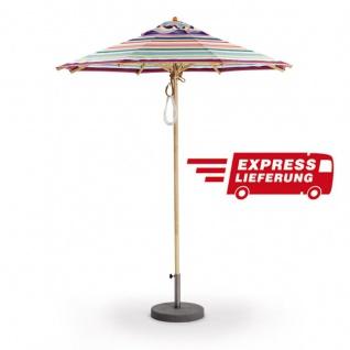 Sonnenschirm Klassiker von Weishäupl rund 250 cm - Express Lieferung