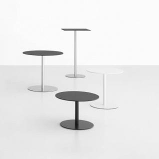 Lapalma Brio Gartentisch 80 x 80 cm quadratisch / 3 verschiedene Tisch-Höhen zur Auswahl
