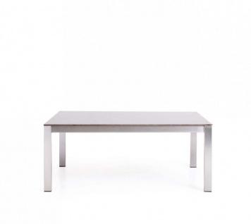 Todus Puro Loungetisch 100 × 50 cm, HPL oder Keramikplatte