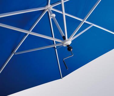 Sonnenschirm Rialto von May, sechseckig 300 cm, Typ RP, ohne Volant - Vorschau 3