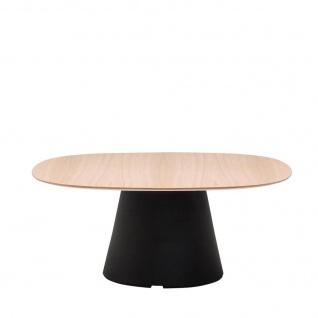Andreu World Reverse 35 Outdoor Beistelltisch mit HPL Tischplatte • Gestell Ø 42 cm • verschiedene Größen
