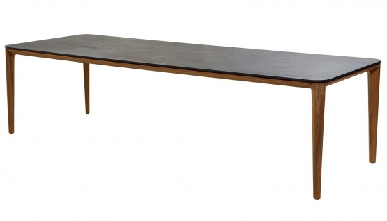 Cane-line Aspect Gartentisch | Esstisch inkl. Keramik Tischplatte 280 cm