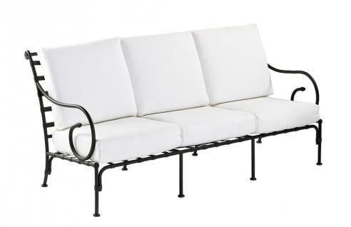 Sifas Kross Loungesofa 3-Sitzer inkl. Sitz- und Rückenkissen