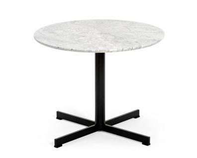 Varaschin Summer Set Gartentisch Ø 100 cm mit HPL oder Marmor Tischplatte