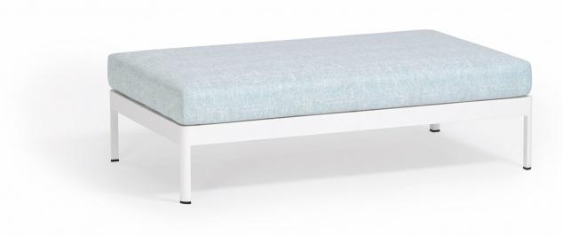 Weishäupl Minu 2er Sitzelement 140 x 77 cm • Loungehocker