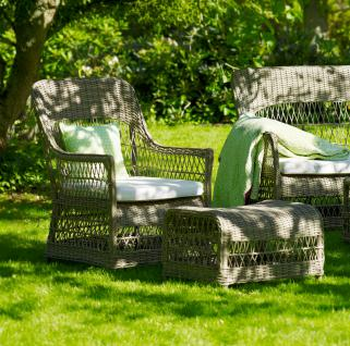 Georgia Garden Dawn Lounge Sessel von Sika Design 5