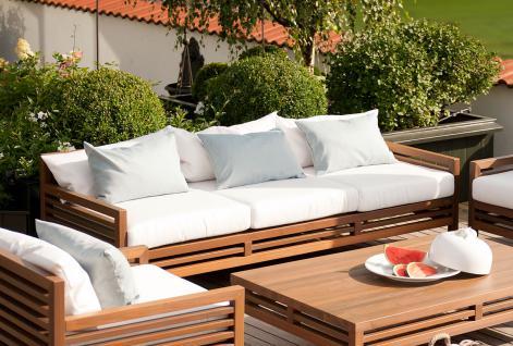 Herrenhaus Cubic Lounge Sofa 3-Sitzer