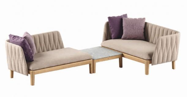 Royal Botania Calypso Lounge Set 02