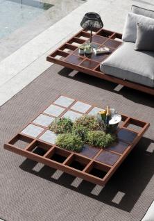 Royal Botania Lounge Set Mozaix 05 Mahagoni inkl. Kissenset Kategorie B - Vorschau 2