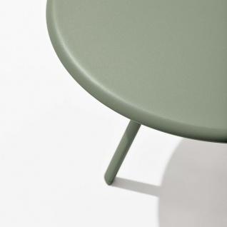 Fast Zebra Gartentisch zum selbst konfigurieren: verschiedene Höhen und Tischplatten zur Auswahl