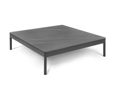 Fischer Möbel Kairos Lounge • Loungetisch 100 × 100 cm