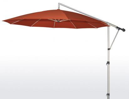 Sonnenschirm Mezzo von May, rund 330 cm