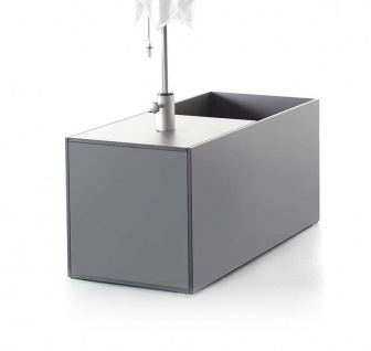conmoto Ticino 7 Pflanzgefäß • Kastenmodul 100 × 45 cm