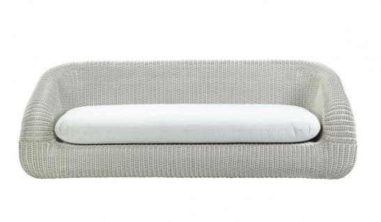 Ethimo Phorma 3-Sitzer Lounge Sofa
