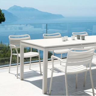Ethimo Flat Gartentisch ausziehbar 160-250 cm - Vorschau 3