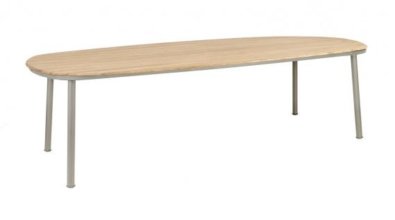 Alexander Rose Cordial Esstisch 270 x 120 cm mit Roble-Tischplatte