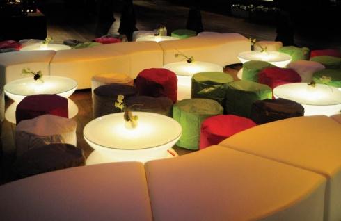 Moree Beistelltisch Lounge Outdoor H34 cm - Vorschau 5
