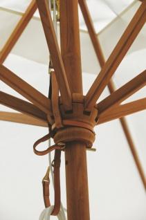 Sonnenschirm Klassiker von Weishäupl quadratisch 250 cm - Vorschau 3