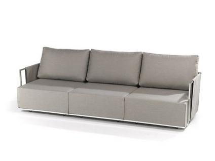 Suite 3er Sofa 240 x 80 cm von Fischer Möbel