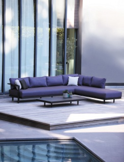 Royal Botania Red Label • Alura Lounge Ecksofa 03 • 245 × 245 cm - Vorschau 5