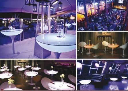 Moree Beistelltisch Lounge M Outdoor H45 cm inkl. Glasplatte Ø 60 cm - Vorschau 5