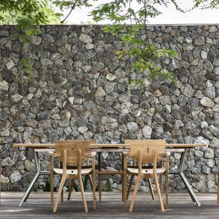 OASIQ REEF Gartentisch 240 x 100 cm • Outdoor Esstisch mit Aluminiumgestell - Vorschau 5