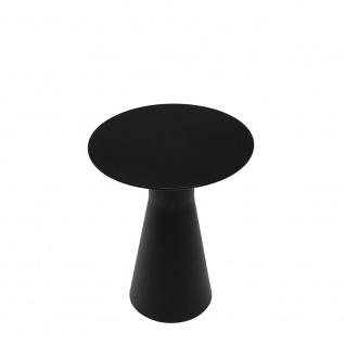 Andreu World Reverse 55 Outdoor Beistelltisch mit HPL Tischplatte • Gestell Ø 26 cm • verschiedene Größen