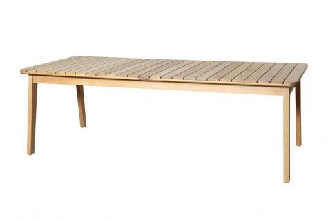 OASIQ SKAGEN Gartentisch 234 × 100 cm