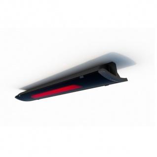 HEATSCOPE® PURE– manuelle Regelung, 4-polige Zuleitung Heizstrahler (verschiedene Farben) inkl. Montagezubehör