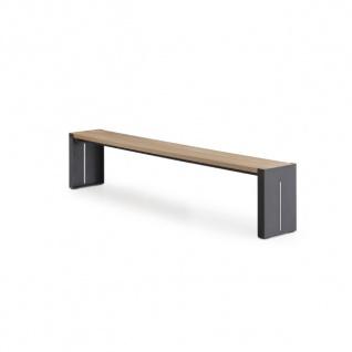 Lapalma Panco Gartenbank / Sitzbank für draußen 220 x 30 cm