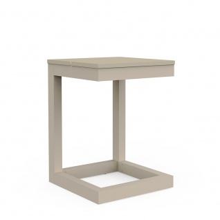 NA XEMENA Beistelltisch Sidetable • 42 × 42 cm von GANDIA BLASCO