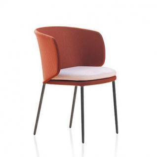 Expormim Senso Chairs Gartenstuhl • 3D Mesh Bespannung