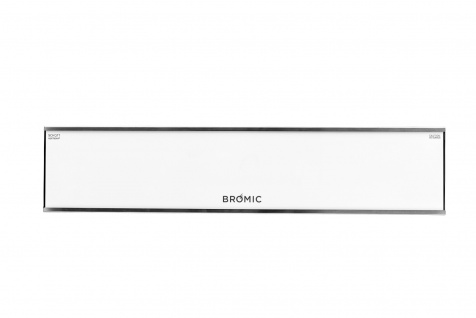Bromic • Smart Heat Platinum SII • Electric 2300W Weiß