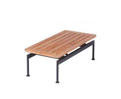 Barlow Tyrie Layout Loungetisch • Kaffeetisch 82 × 40 cm