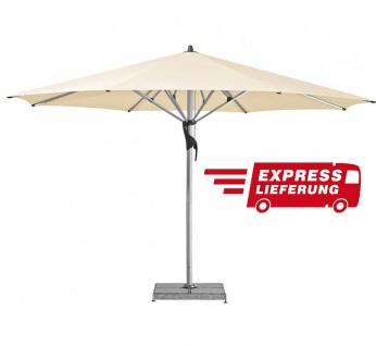 Sonnenschirm Fortello Ø 450 cm von Glatz - Express Lieferung