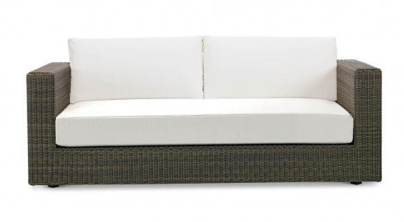 Ethimo Cube 3-Sitzer Lounge Sofa
