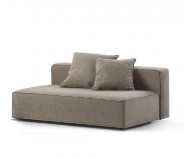 Roda Dandy Gartensofa • Loungemodul 002 + 005 • 150 × 97 cm