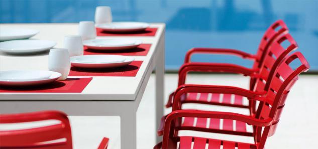 Ethimo Flat Gartentisch ausziehbar 160-250 cm - Vorschau 5