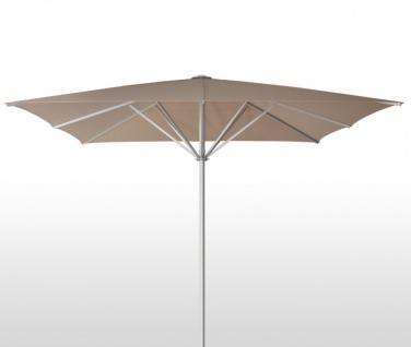 Sonnenschirm Schattello von May, rechteckig 300 x 400 cm ohne Volant