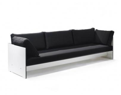 conmoto Riva Loungesofa L • Gartensofa 240 × 80 cm