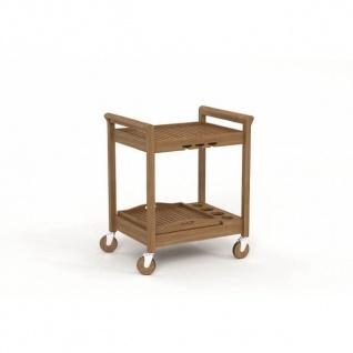 YACHTLINE BREEZE • Servierwagen klein 81 × 60 cm