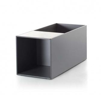 conmoto Ticino 6 Pflanzgefäß • Kastenmodul 100 × 45 cm