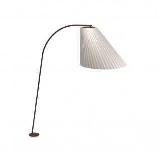 Emu Cone Gartenleuchte • Stehleuchte H 271 cm • inkl. Stahlsockel